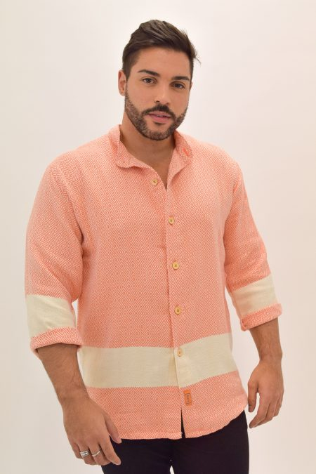 Santorini / Summer Coral – SOLD OUT
